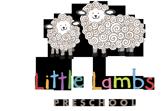 Enroll at Little Lambs Preschool